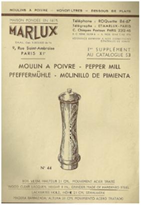 Maison Boiron –1920 Katalog